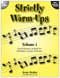 Strictly Warm-Ups Volume 1